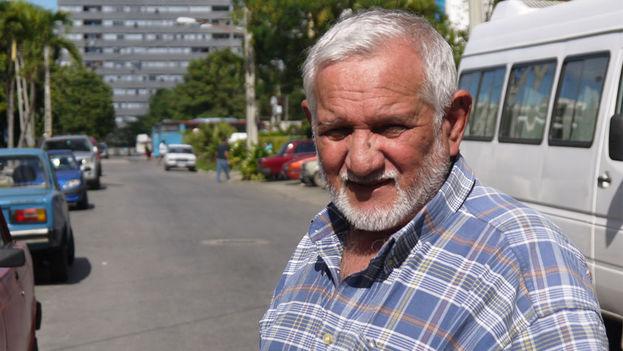 Pedro Campos (Foto Reinaldo Escobar)