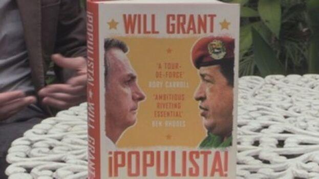 '!Populista! El ascenso del hombre fuerte del siglo XXI en América Latina' está publicado en inglés pero pendiente de su edición en español. (EFE)