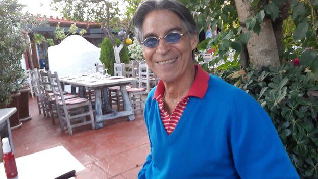 Roberto Batista, uno de los hijos de Fulgencio Batista y autor de 'Hijo de Batista' (Verbum). (Cortesía)