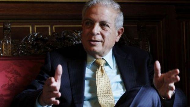 Tomás Pedro Regalado, alcalde de Miami, en una imagen de archivo. (EFE)