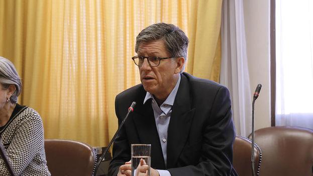 """Vivanco estima que en la OEA existen los votos para expulsar al régimen de Ortega porque hay un """"consenso"""" sobre su brutalidad y abuso generalizados. (Johanna Zárate/Flickr)"""