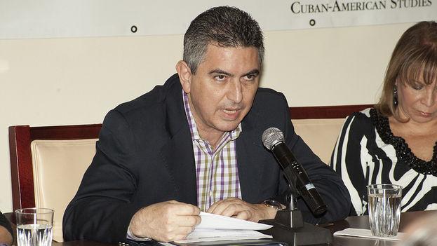 Wilfredo Cancio, editor de 'CaféFuerte'. (Wenceslao Cruz/Flickr)