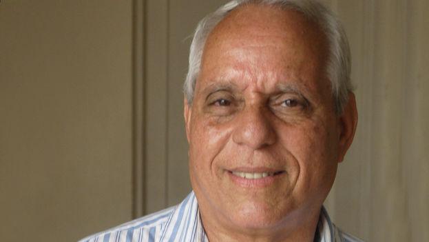 Wilfredo Vallin, Presidente de la Asociación Jurídica de Cuba. (14ymedio)