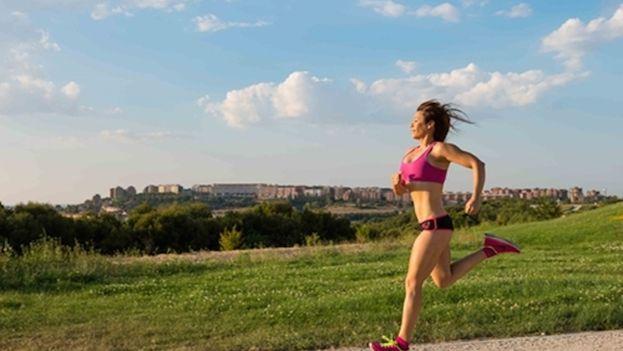 La atleta Iliana Hernández. (14ymedio)