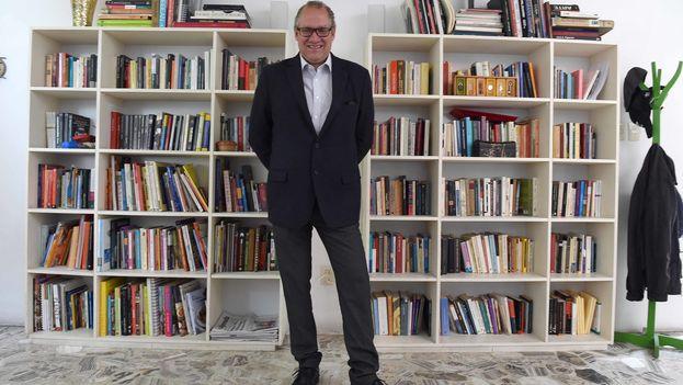 El historiador Rafael Rojas. (Rodolfo Valtierra/cortesía)