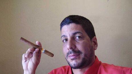 El humorista Marcos García. (Facebook)