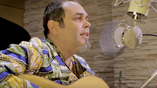 El músico cubano Pavel Urkiza. (Captura)