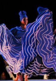 Bailes africanos