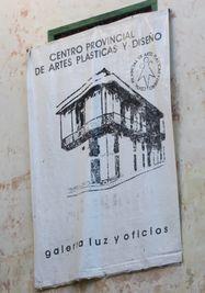 Centro Provincial de Artes Plásticas y Diseño