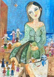 'La que vende ángeles', de Sandra Dooley