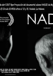 Cartel del documental 'Nadie', de Miguel Coyula