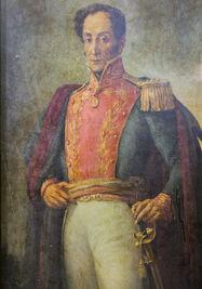 Simón Bolívar, 'El Libertador'. (Museo Nacional de Arequipa)