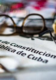 Cambio Constitucional en Cuba