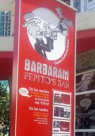 El Barbaram Pepito´s Bar