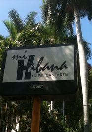 Café cantante Mi Habana