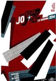Cartle promocional del JoJazz 2014
