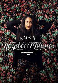 Haydée Milanés en concierto. En Madrid