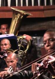 Sinfónica de Santiago de Cuba. (Captura Youtube)