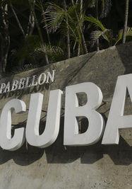 pabellón Cuba
