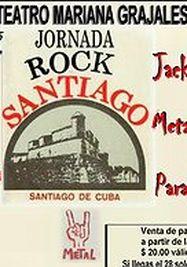 rock santiago