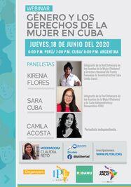 Género y los derechos de la mujer en Cuba