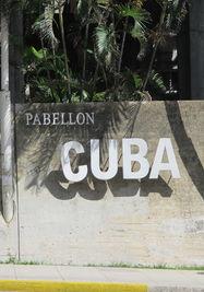 Pabellón-cuba