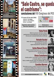 Sale Castro, se queda el castrismo: conclusiones del VIII Congreso del PCC