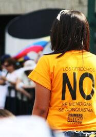 """""""Venezuela: ¿transición interrumpida?"""""""