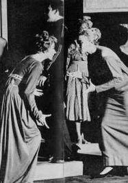 Escena de un montaje de 'Electra Garrigó', de Virgilio Piñera