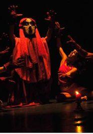 Macbeth por el Grupo de Teatro Papalote