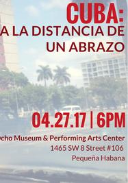 Convocatoria Evento en Miami con lectores