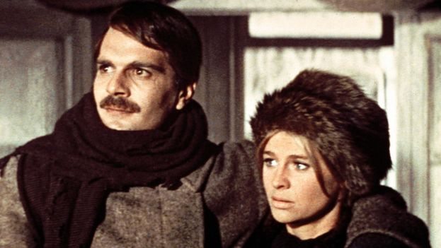 Fotograma de la película Doctor Zhivago, inspirada en la novela homónima de Boris Pasternak. (CC)