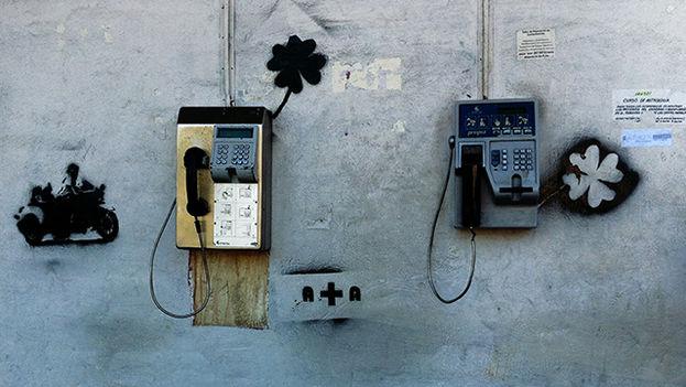 Teléfonos públcos. (Silvia Corbelle)