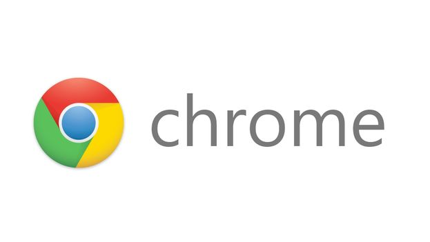 El logo de Google Chrome.