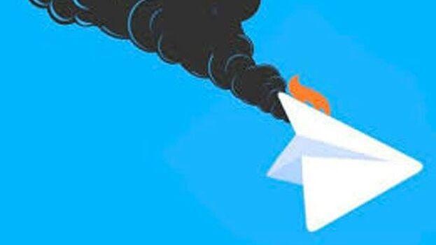 Este martes, solo es posible acceder a telegram a través de algunos VPN.