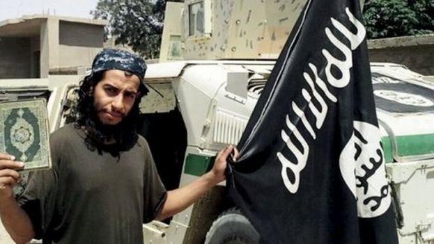 Abdel Hamid Abaaoud falleció el miércoles en el asalto policial en Saint-Denis
