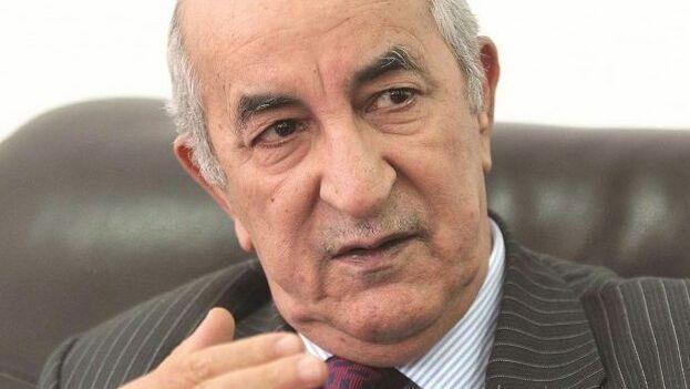 Abdelmajid Tebboun se enfrentó a la oligarquía del clan Bouteflika, pero arrastra varios escándalos. (AtlasNews)