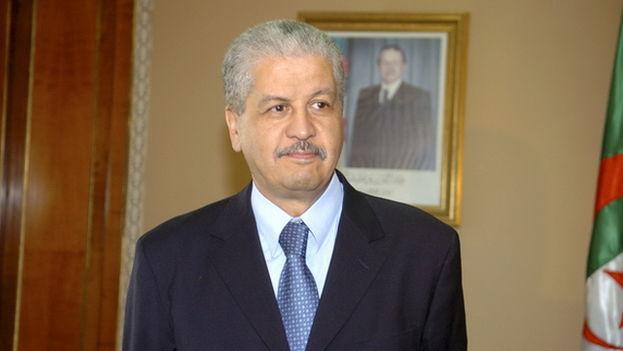 Abdelmalek Selal, primer ministro argelino. (Portail du Premier Ministre)