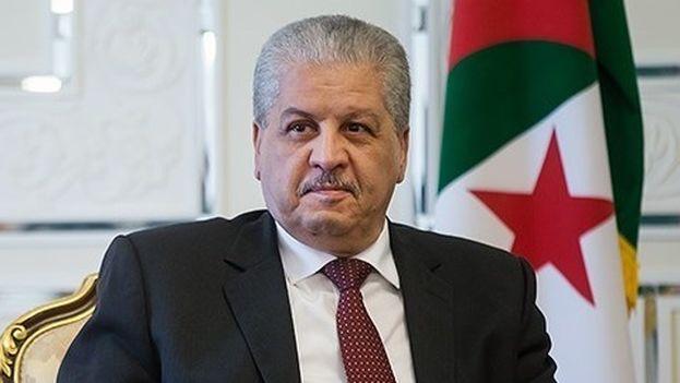 Abdelmalek Sellal, primer ministro argelino desde 2014. (CC)