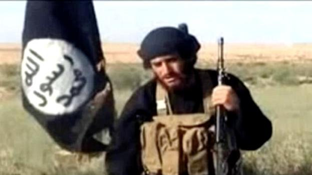 Abu Mohamed al Adnani, portavoz del Estado Islámico, supuestamente muerto este martes. (CC)