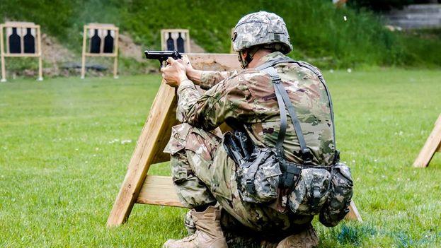 Actualmente hay unos 2.500 transexuales en las Fuerzas Armadas. (US Army/Facebook)