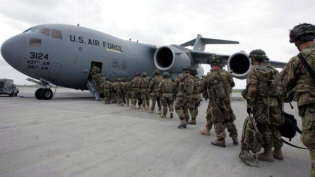 Actualmente, hay unos 3.500 efectivos estadounidenses en Afganistán, entre ellos 2.500 militares y 1.000 miembros de las fuerzas especiales, mientras que la OTAN mantiene a otros 7.000 soldados en el país que no son estadounidenses. (EFE/Archivo)