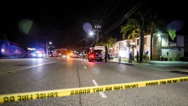 Además de los ocho muertos en el ataque, el autor del tiroteo parece haberse suicidado. (EFE)