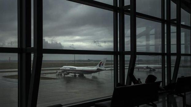 Aeropuerto Internacional de Kuala Lumpur (Malasia) en el que, al parecer, fue envenenado el hermano mayor de Kim Jong-nam.(EFE)