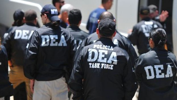 Agentes de la DEA (Drug Enforcement Administration). (CC)