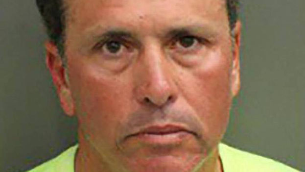 La semana pasada la jueza Agnelis Reese, negó la petición de la defensa de Falcón, bajo custodia de las autoridades de inmigración de EEUU, de que su cliente pudiera residir en territorio estadounidense en lugar de ser deportado a la Isla. (Orange County Jail)