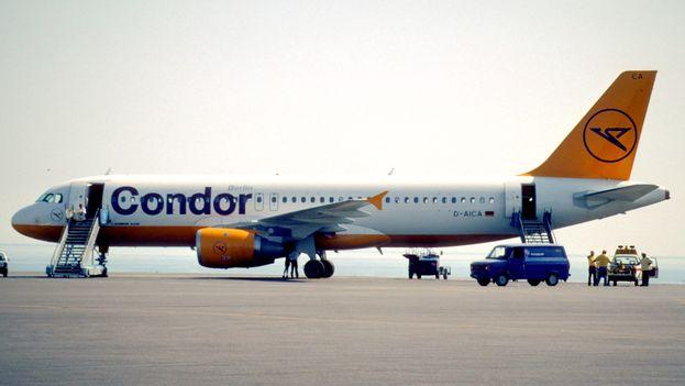Airbus A320-212 de la compañía alemana Condor. (Flickr)