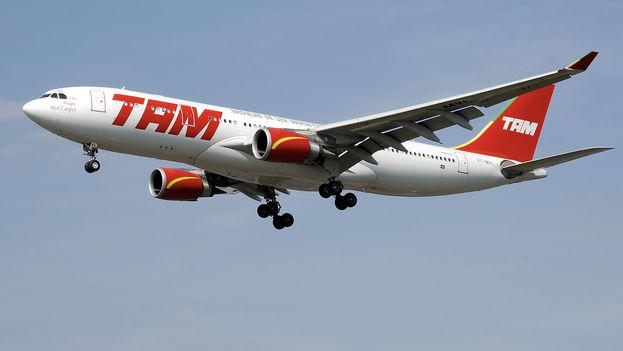 Airbus A330-200 de Latam Airlines. (CC)