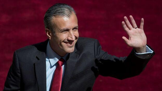 El Aissami proviene de una familia de origen sirio-libanesa asentada en el estado andino de Mérida. (EFE)