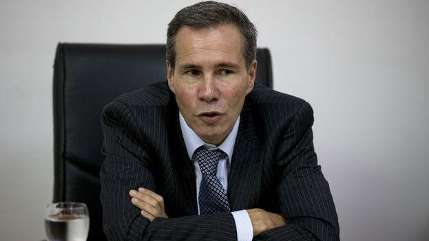 Alberto Nisman falleció en extrañas circunstancias en enero de 2015 días después de denunciar delitos que afectaban a miembros del Gobierno de Kirchner, la presidenta incluída. (EFE)